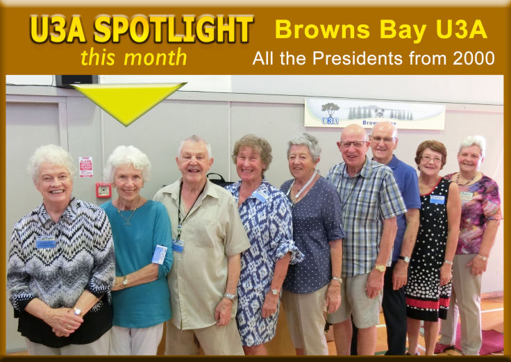 Spotlight on U3A around New Zealand